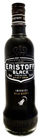 Eristoff Black Vodka 80